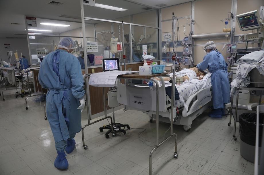 Novi Pazar: U bolnici 22 kovid pacijenta, nema preminulih