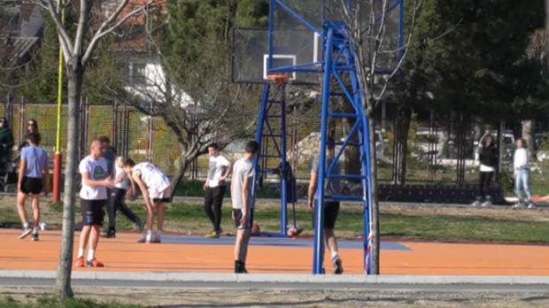 Novi Pazar, grad mladih,  jedan od sedam u državi čija je Gimnazija dobila specijalizovano odeljenje za sport