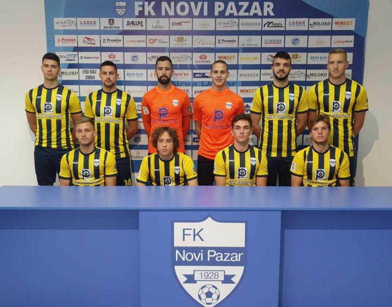 Novi Pazar nastavljao po starom – Angažovano 10 novih fudbalera