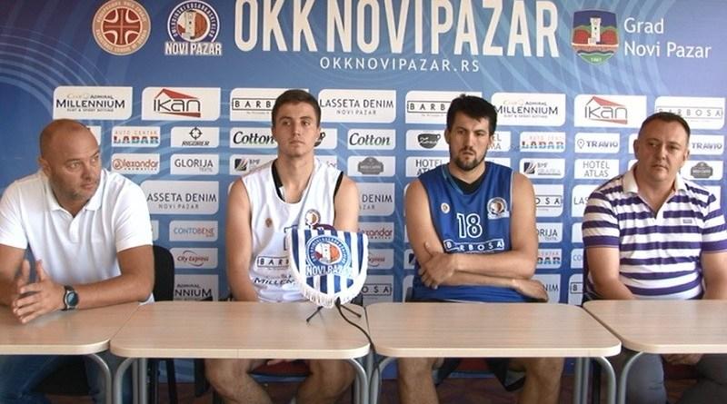 Novi Pazar predstavio Todorovića i Islamovića