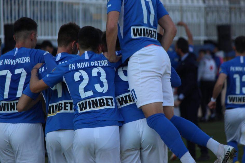 Novi Pazar preokretom do pobjede nad Spartakom – Pogledajte golove