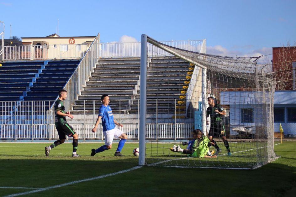 Novi Pazar remizirao na Gradskom stadionu u meču protiv Kolubare