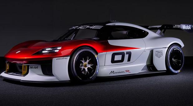 Novi Porsche 718 će imati električni pogon