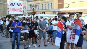 Protesti u više gradova Srbije