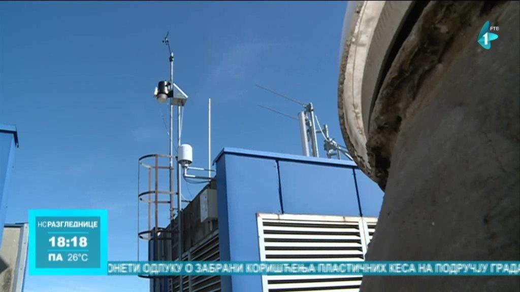 Novi Sad: Uskoro displeji koji upozoravaju u slučaju elementarnih nepogoda