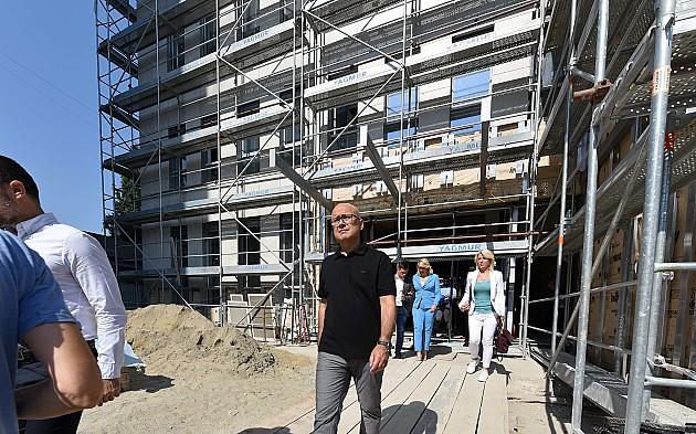 Novi Sad dobija najmoderniju zgradu PIO Fonda