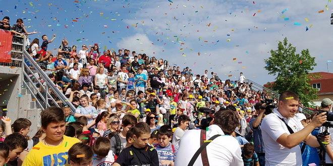 Novi Sad domaćin otvaranja Sportskih igara mladih