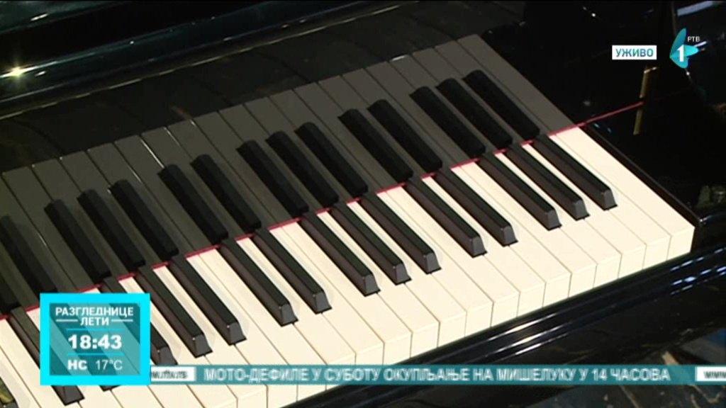 Novi Sad je nakon 15 godina dobio novi koncertni klavir
