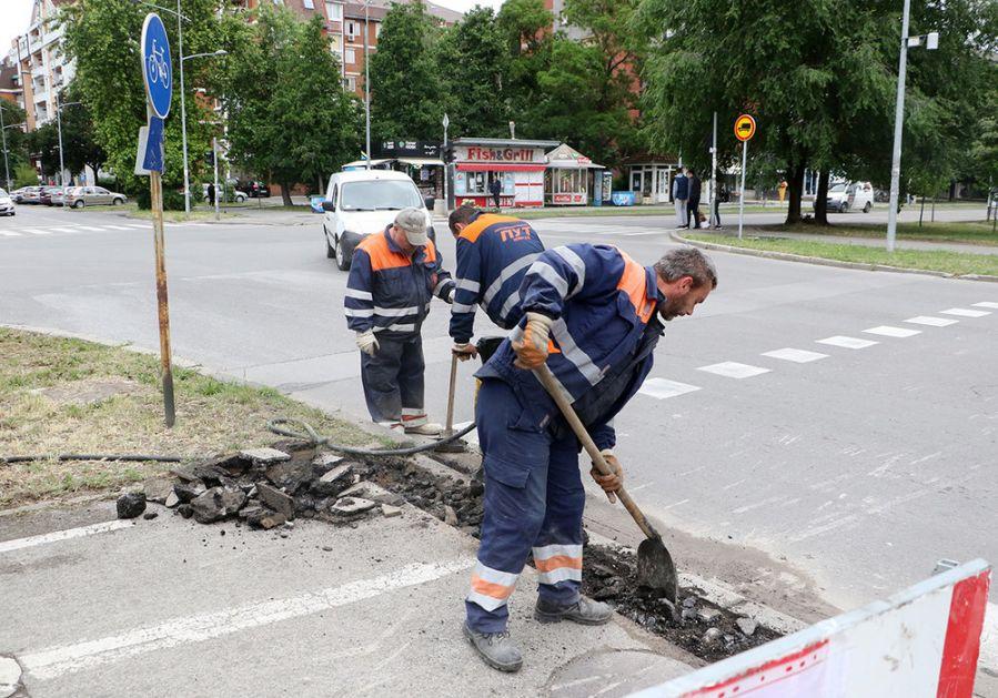 Novi Sad unapređuje biciklističku infrastrukturu