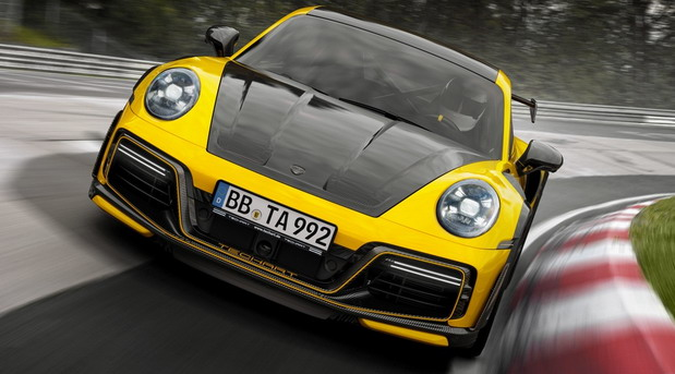 Novi TechArt Porsche GTstreet R