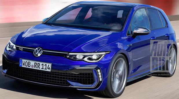 Novi Volkswagen Golf R u dve verzije