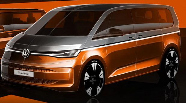 Novi Volkswagen Multivan najavljen za 10. jun