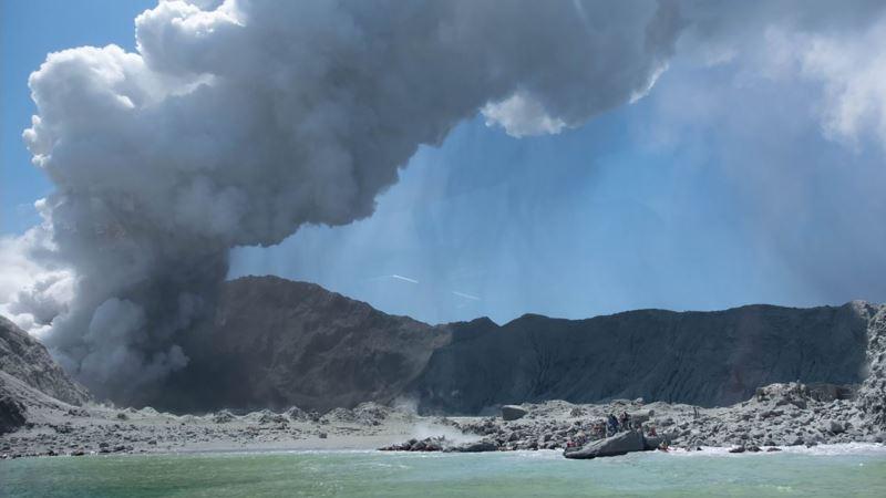Novi Zeland: Optužnice zbog smrti 22 osobe tokom erupcije vulkana