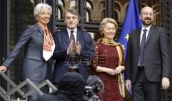 Novi čelnici EU obeležili deceniju Lisabonskog ugovora