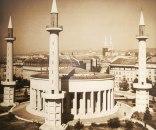 Novi ispad Jusufa Nurkića  i Pavelićeva džamija FOTO