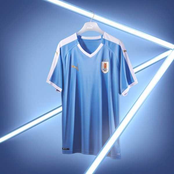 Novi izgled dresa probudio sećanja Urugvajaca na 1987.