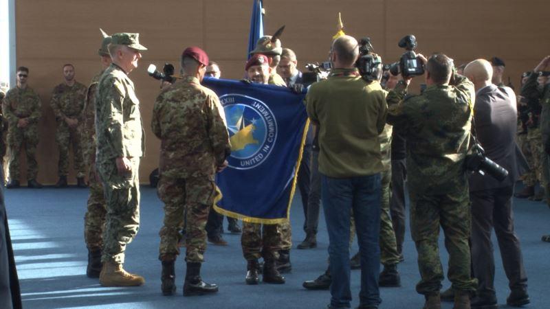 Novi komandant KFOR-a Mikele Risi preuzeo dužnost