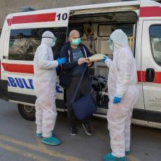 Novi pacijent sa koronom u KBC Bežanijska kosa: Muškarac imao masivni infarkt, a onda otkriveno da ga virus napada