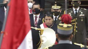 Novi predsednik Perua položio zakletvu