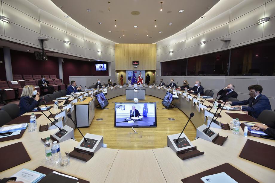 Novi pregovori EU i Velike Britanije o Bregzitu