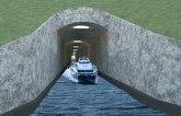 Novi projekat vredan 325 miliona dolara - tunel za brodove