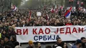 """Novi protest """"1 od 5 miliona"""" 27. jula: U građaninu je moć"""