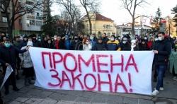 Novi protest Nišlija zbog pogibije pešaka