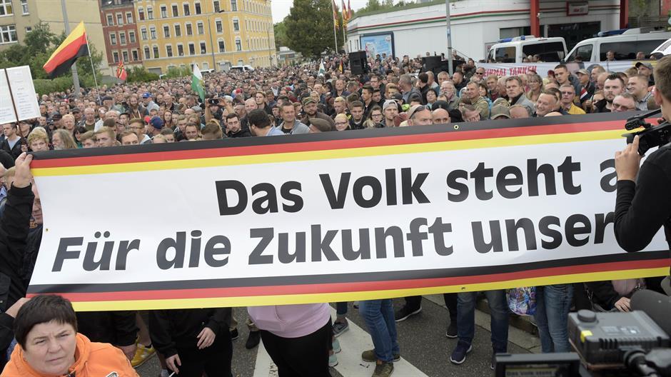 Novi protest desnice u Kemnicu, nije bilo incidenata