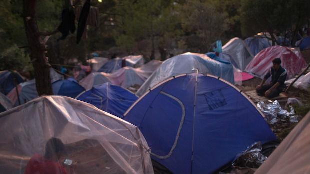 Novi protest migranata na Samosu, traže da napuste ostrvo