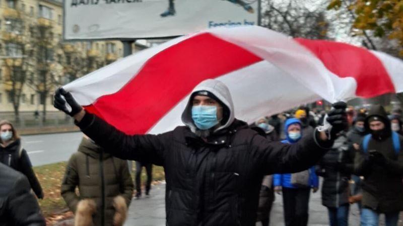 Nova hapšenja na protestima u Belorusiji