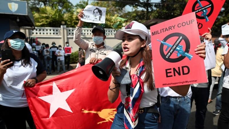 Novi protesti u Mjanmaru zbog vojnog udara