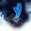 Novi simbol Dubaija - džinovska štipaljka za veš FOTO