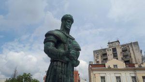 Novi spomenik despotu Stefanu razočarao umetnike i urbaniste, cena upitna