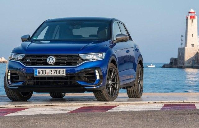 Novi sportski adut Volkswagena FOTO