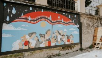 Novi street art radovi krase zagrebačke ulice