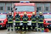 Novi vatrogasci-spasioci u uniformi do kraja godine u Subotici