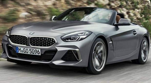 Novi video: Novi BMW Z4