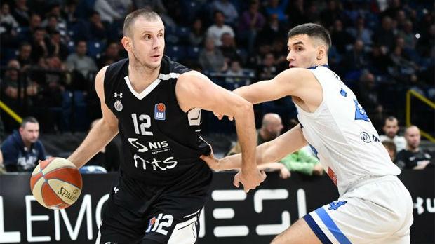 Novica Veličković novi rekorder Partizana