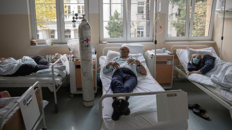 Novih 1.817 zaraženih koronavirusom u Srbiji, šest osoba umrlo