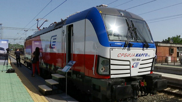 Novih 16 lokomotiva na srpskim prugama