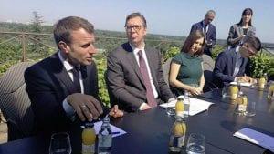 Novinar Frans 24: Makron vidi Srbiju kao ulazna vrata za uticaj na Zapadnom Balkanu