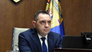 Novinari bez susreta sa Vulinom u Novom Pazaru