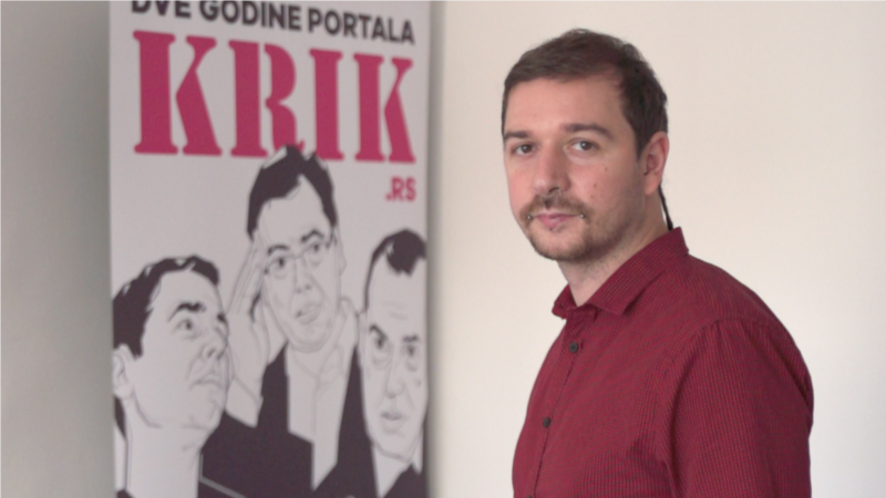 Novinari u Srbiji obavljaju posao tužilaštva i policije