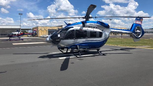 Novo pojačanje za MUP, stigao još jedan Erbasov helikopter