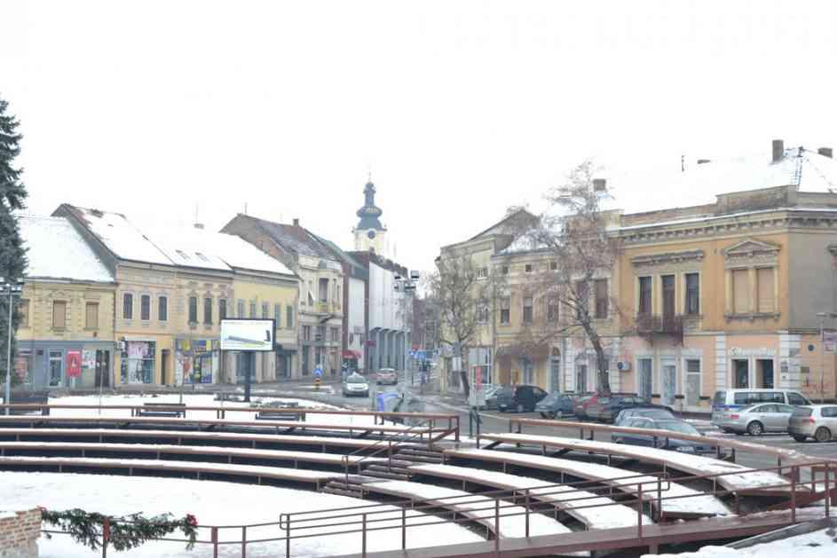 Novo ruho centra Sremske Mitrovice - uređuju se fasade