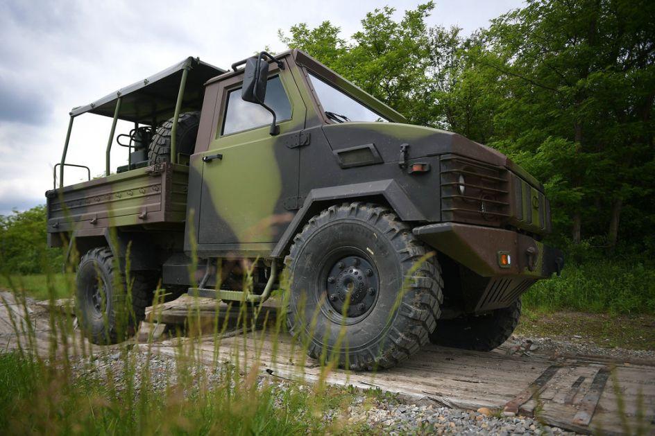 Novo terensko vozilo Vojske Srbije prošlo sve testove