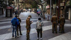 Novo zaključavanje u prestonici Čilea zbog korona virusa