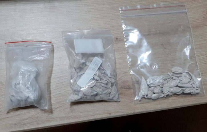Novopazarac uhapšen zbog droge, zaplenjen heroin