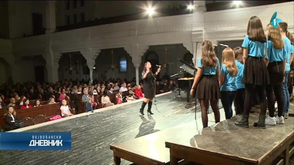 Novosađani uživali u koncertu đaka, osvajača najprestižnijih nagrada