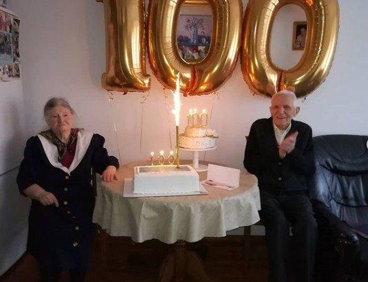 Novosađanin Andrija Kovačević danas napunio 100 godina
